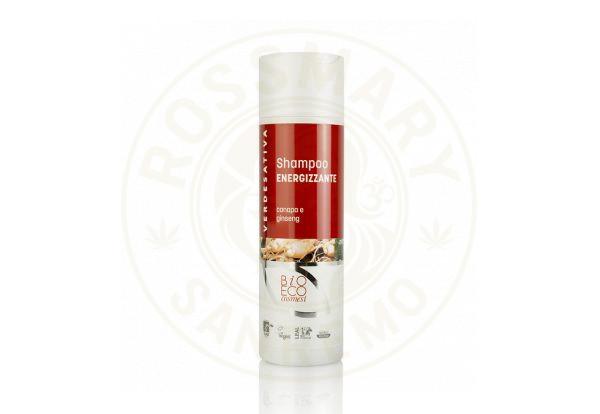 Shampoo Energizzante alla Canapa